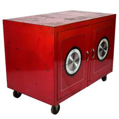 Wheel Alignment Cabinet