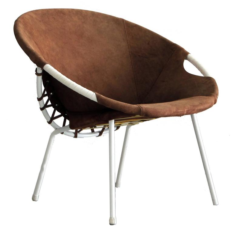 Austrian Scoop Chair For Sale
