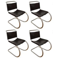 Set of Four MR Chairs