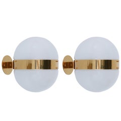 Sergio Mazza Sconces for Artemide