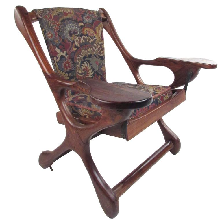 Mid-Century Don Shoemaker Accent Chair