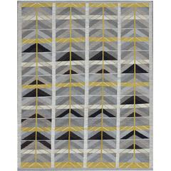 Modern Scandinavian/Swedish Geometric Design Rug