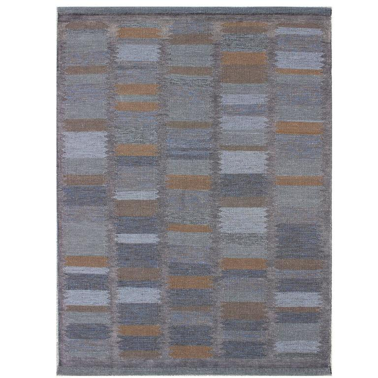 Modern Scandinavian/Swedish Geometric Design Rug