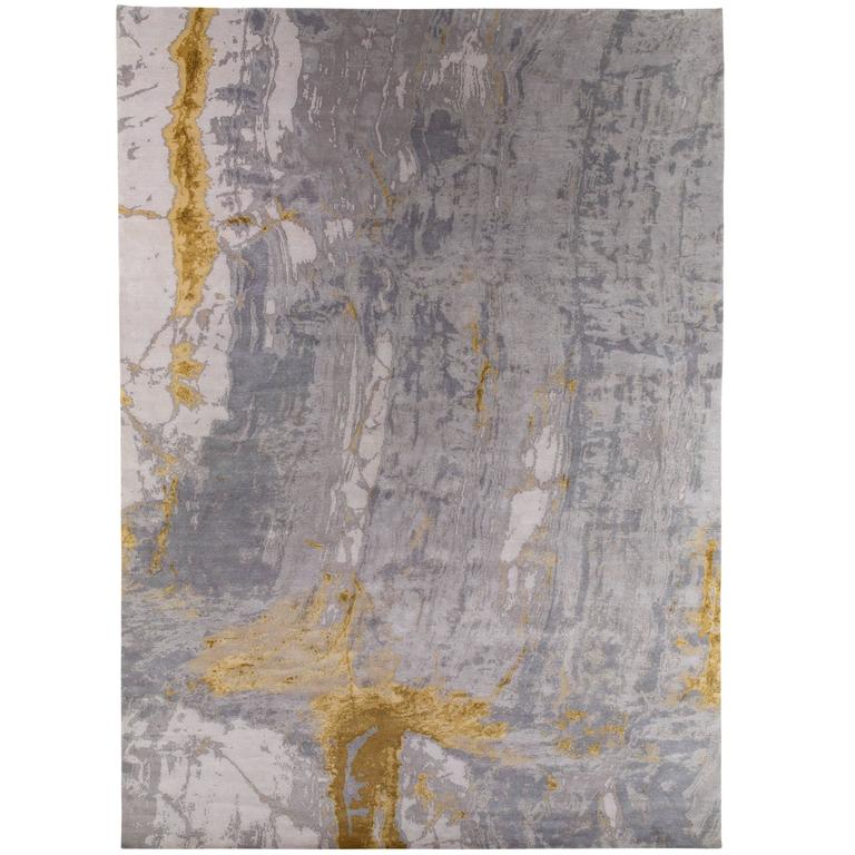 Contemporary Abstract Dakota Rug For Sale At 1stdibs