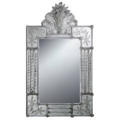 Redentor Glass Mirror