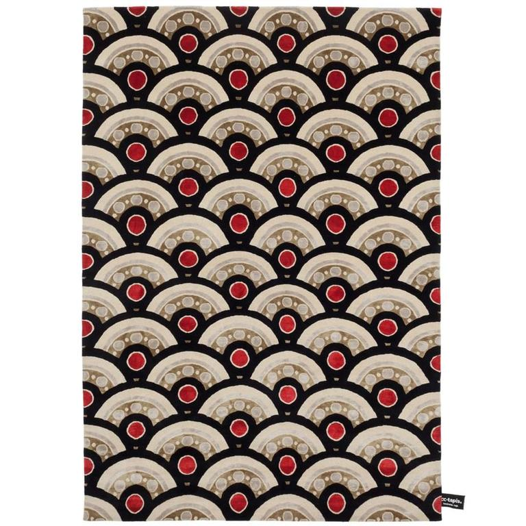 Pilgrimage in Tokyo #1391 Rug Designed by Federico Pepe for cc-tapis 1