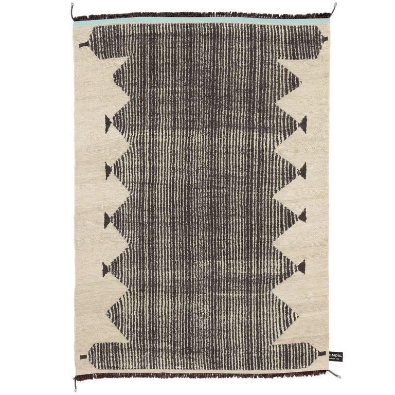 Primitive Weave D Std 1577 Rug Designed By Chiara Andreatti For Cc