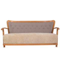 Early Fritz Hansen Sofa 1940's