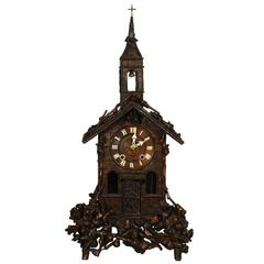 19th Century German Mantle Clock