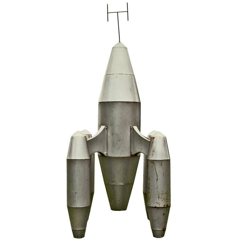 Vintage Model Rocket 101