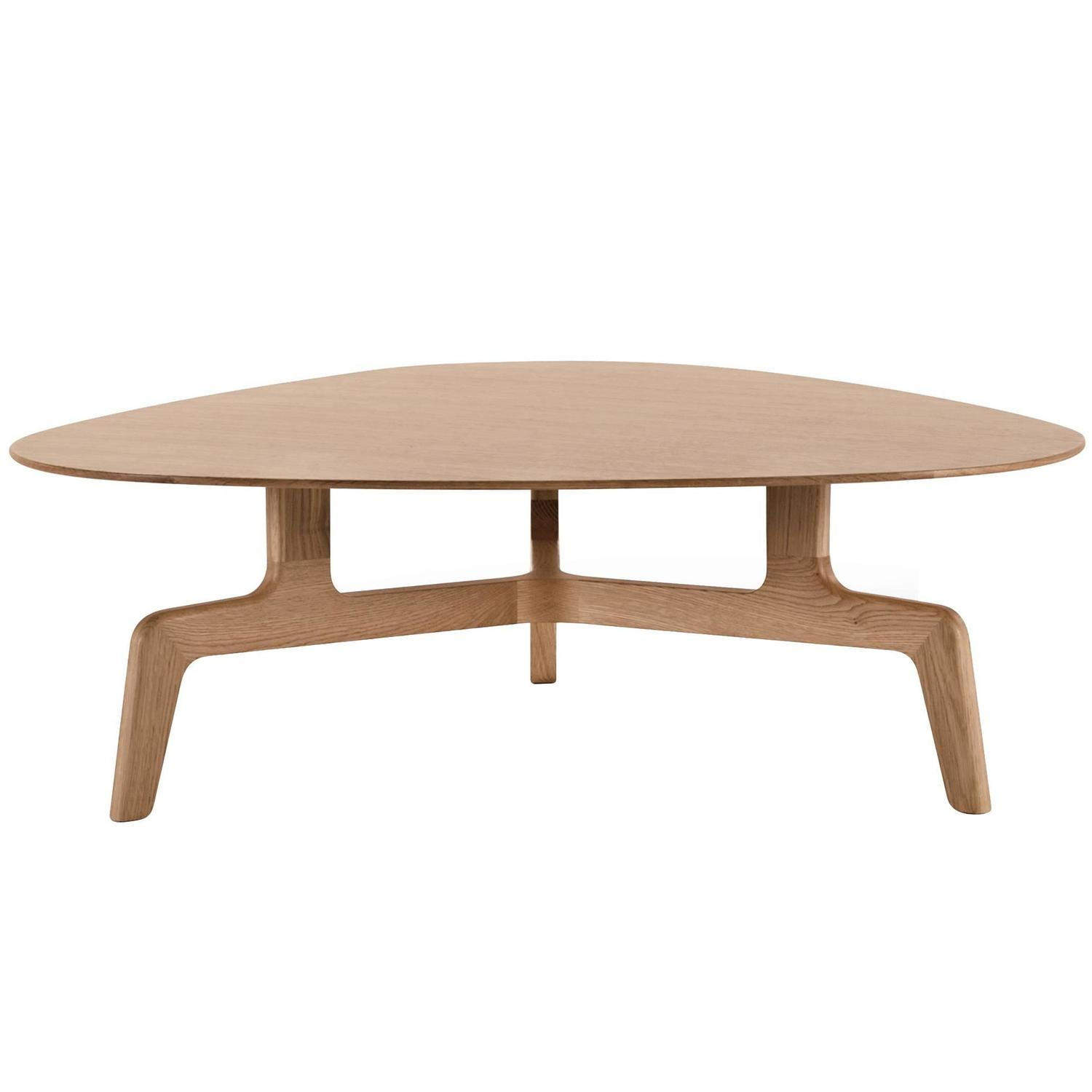Alias Stabiles Triangular Coffee Table by Alfredo Haberli Italy
