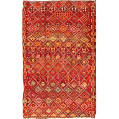 Colorful Moroccan Rug
