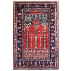 Antique Caucasian Shirvan Rugs