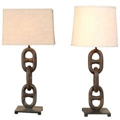 Boat Chains Lamps