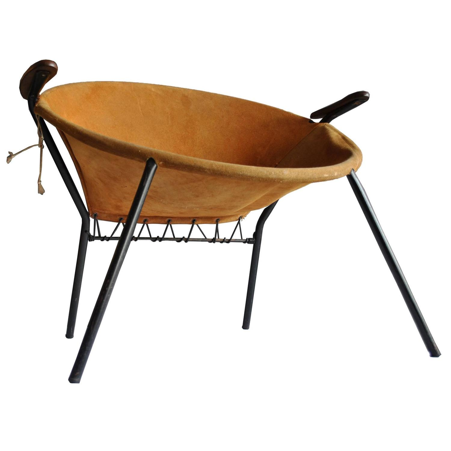 Attractive Hans Olsen, Balloon   Hoop Chair For Sale At 1stdibs