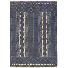 "Swedish Pile Carpet by Barbro Nilsson, ""Paris, Black"""