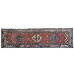 Antique Rugs, Kurdish Carpet Runners, Tribal Runner Rugs