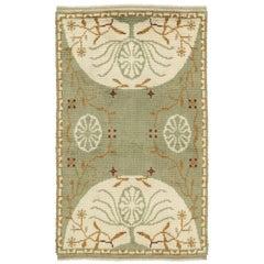 20th Century Swedish Rya Carpet