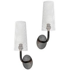 Rewire Custom Perforated Sconces