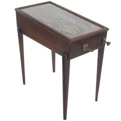 Art Deco Pinball Table Machine by Jiggilo