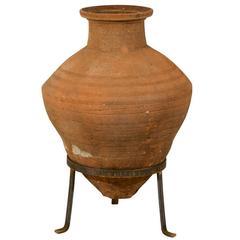 European Mid-19th Century Olive Jar