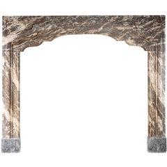 18th Century Georgian Marble Fireplace