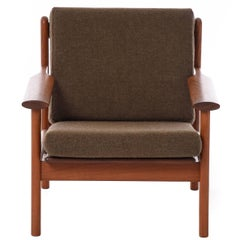 Danish Modern Volther Lounge Chair