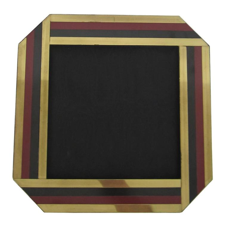 Italian Modern Picture Frame, ca. 1970s
