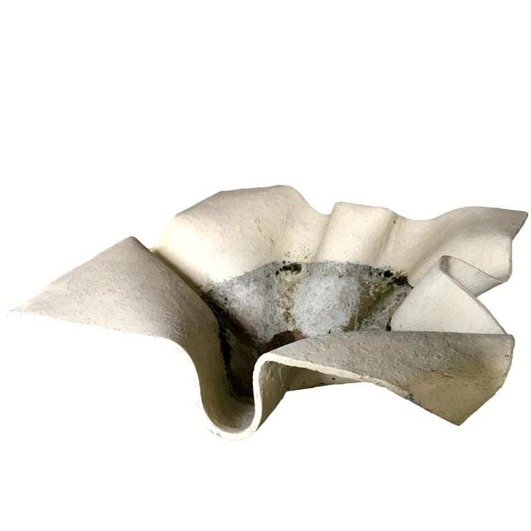 Willy Guhl Monumental Handkerchief Planter