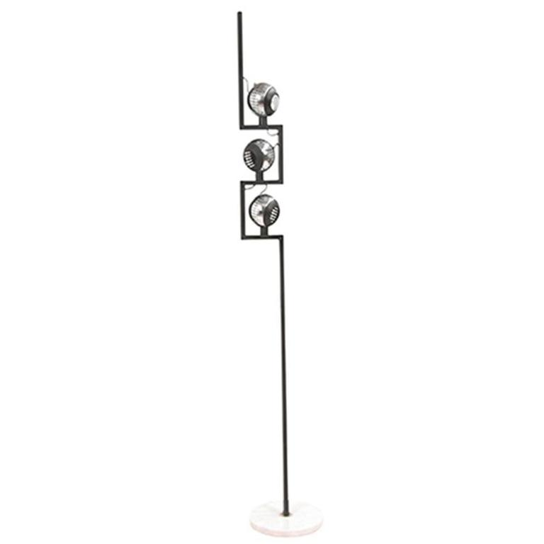 Angelo Lelli Italian Floor Lamp by Arredoluce