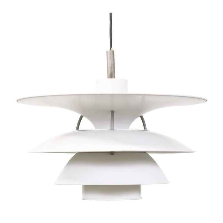 Monumental Poul Henningsen PH6 Pendant Lamp for Louis Poulsen