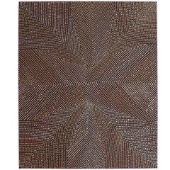 Indigenous Australian Dotted Pattern Painting by Maureen Napangardi