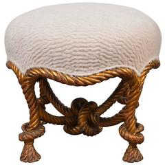 Fournier Rope Stool
