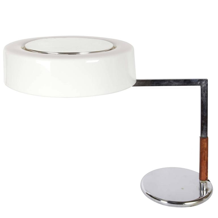 Kalmar Table Lamp with Drum Shade
