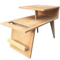 Unique Jens Risom Magazine Table