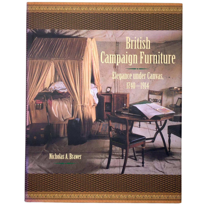 British Campaign Furniture   Elegance Under Canvas, 1740 1914 ...