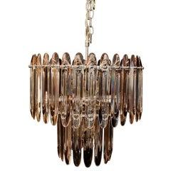 Antique cristal light by sciolari