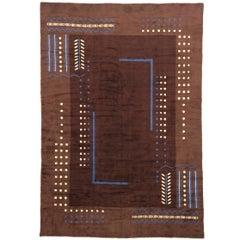 Mid-20th Century Art Deco Savonnerie Carpet