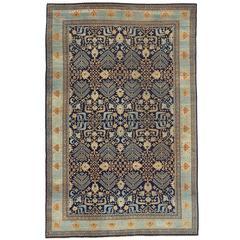 Early 20th Century Agra Carpet
