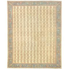 Late 19th Century Indian Carpet