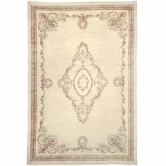 Early 20th Century Savonnerie Carpet