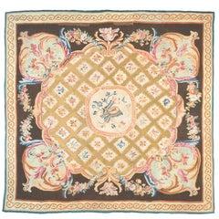 Mid-18th Century Aubusson Carpet