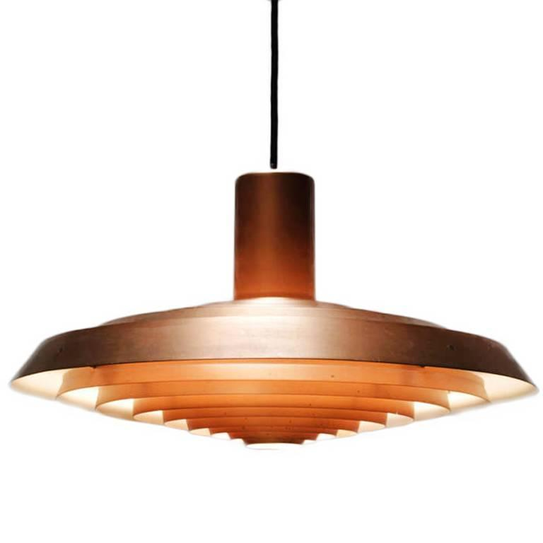 PH Plate Lamp by Poul Henningsen for Louis Poulsen