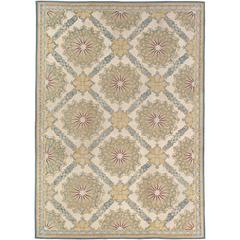 Early 20th Century Aubusson Carpet