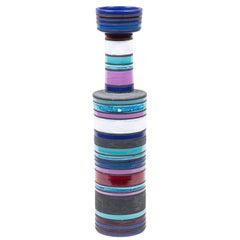 Huge Aldo Londi Raymor Lamp Base Bitossi Vase