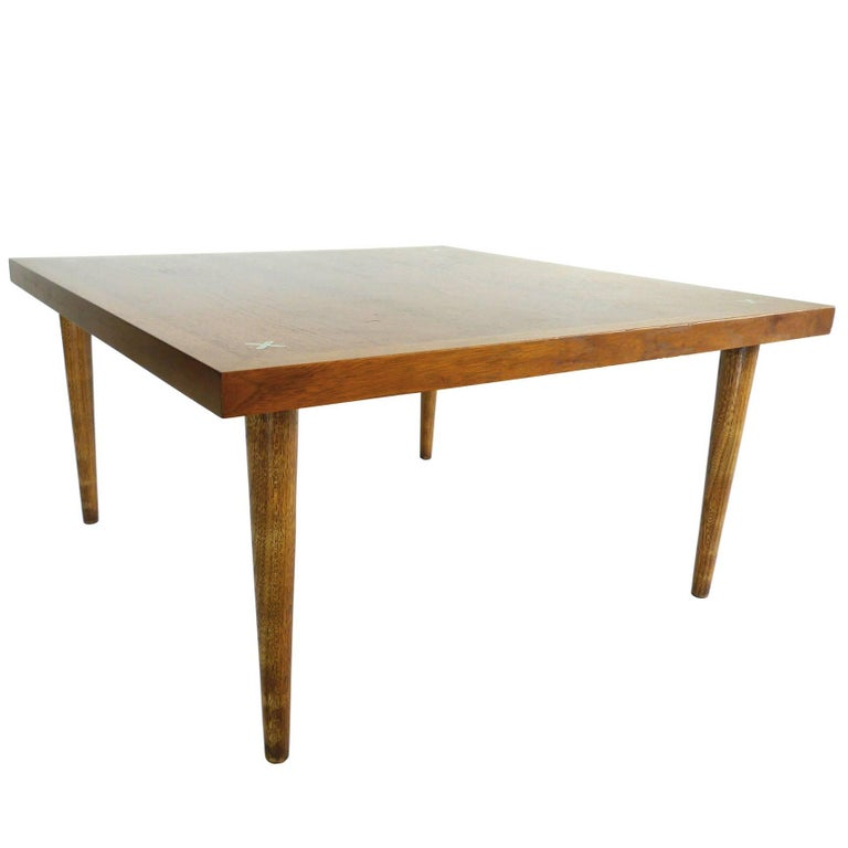 Midcentury Cocktail Table by Merton Gershun For Sale