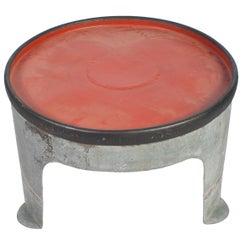 Round Slate Table At 1stdibs
