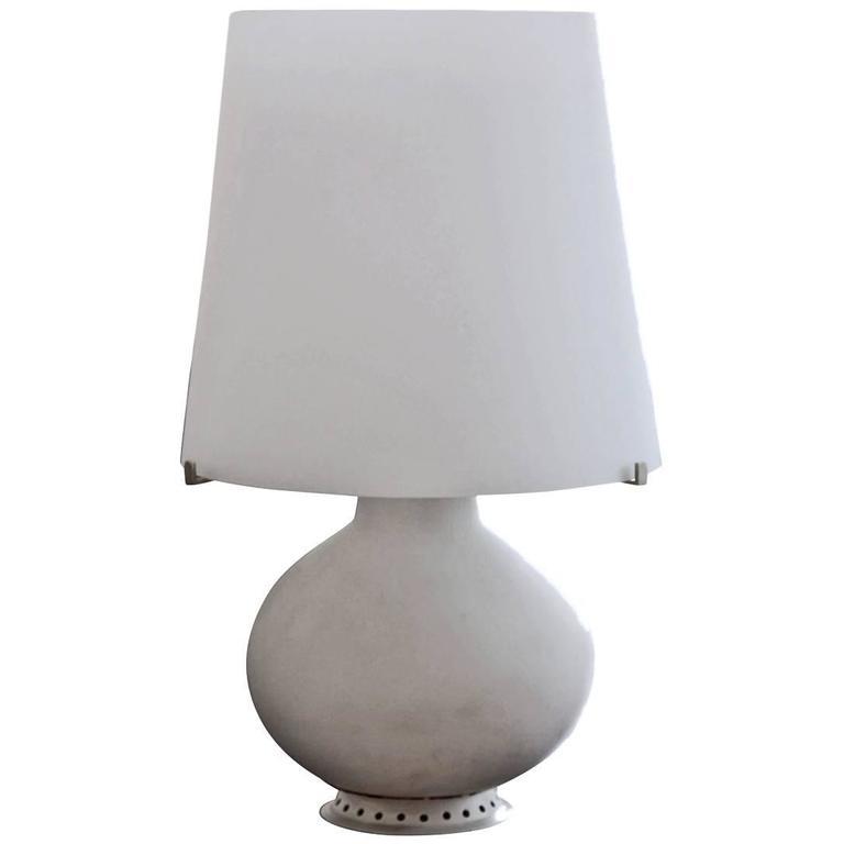 """Max Ingrand """"Fontana 1853"""" Lamp for Fontana Arte, 1954"""