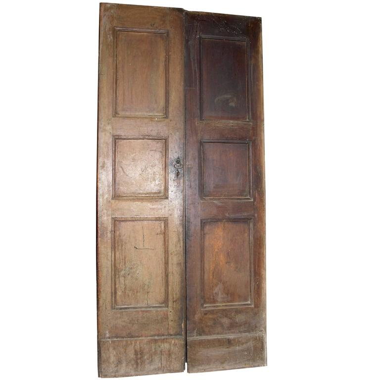 Antique Double Door - Antique Double Door For Sale At 1stdibs