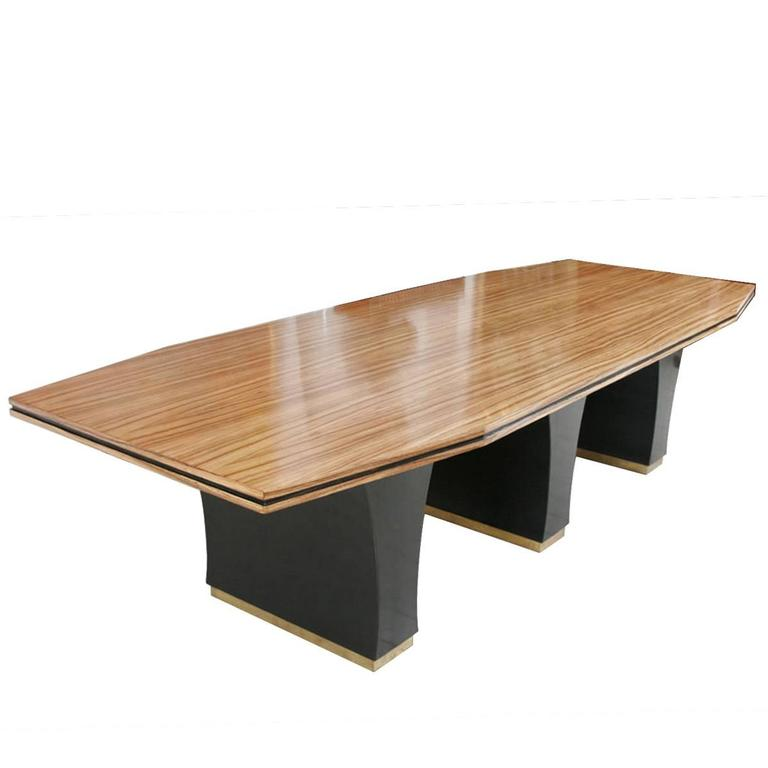 Osvaldo Borsani Large Table from 1940s
